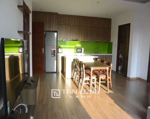 Brand new 2 bedroom apartment for rent on Xuan Dieu street, Tay Ho 1