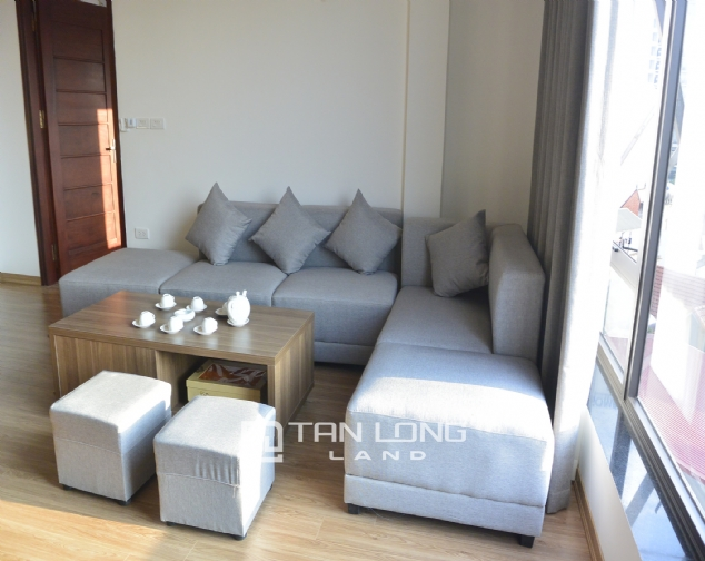 Brand new 2 bedroom apartment for rent on Xuan Dieu street, Tay Ho 2