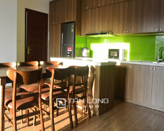Brand new 2 bedroom apartment for rent on Xuan Dieu street, Tay Ho 3