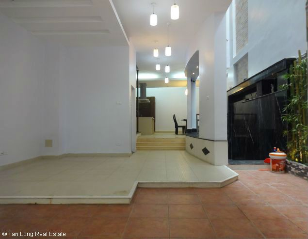 Brand new 4 bedroom house for rent in Dang Thai Mai, Tay Ho, Hanoi 1