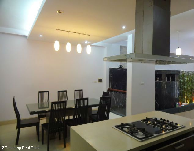 Brand new 4 bedroom house for rent in Dang Thai Mai, Tay Ho, Hanoi 6