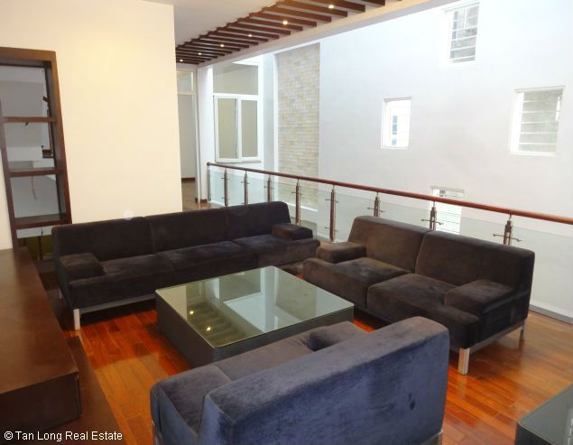 Brand new 4 bedroom house for rent in Dang Thai Mai, Tay Ho, Hanoi 10