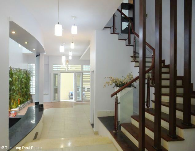 Brand new 4 bedroom house for rent in Dang Thai Mai, Tay Ho, Hanoi 8