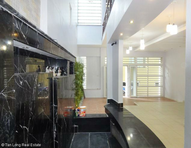 Brand new 4 bedroom house for rent in Dang Thai Mai, Tay Ho, Hanoi 7