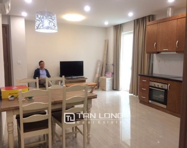 Brand new and cozy 2 bedroom apartment for rent in L3 The Link Ciputra 1