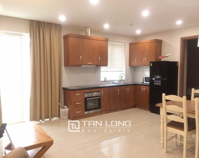 Brand new and cozy 2 bedroom apartment for rent in L3 The Link Ciputra 2
