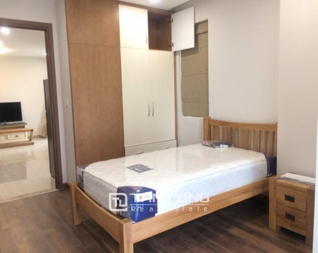 Brand new and cozy 2 bedroom apartment for rent in L3 The Link Ciputra 4