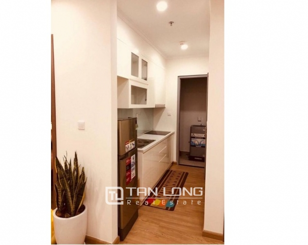 Brand new and full furnished 1 bedroom apartment for rent in Vinhomes Gardenia 2
