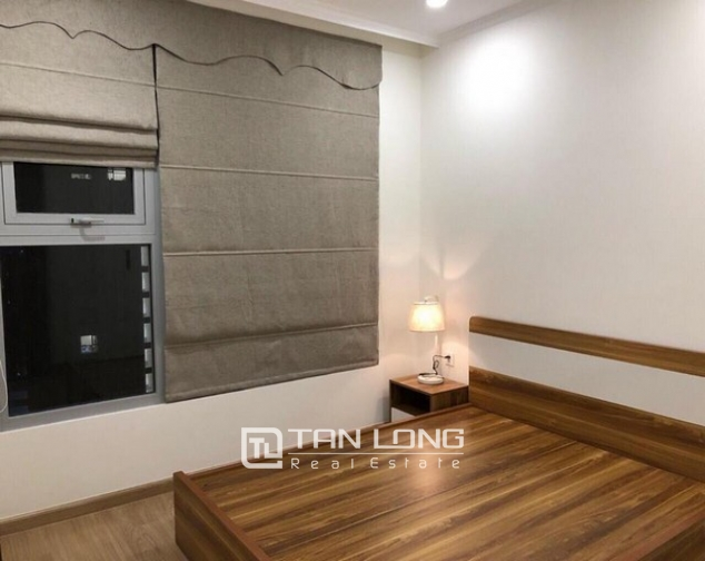 Brand new and full furnished 1 bedroom apartment for rent in Vinhomes Gardenia 3