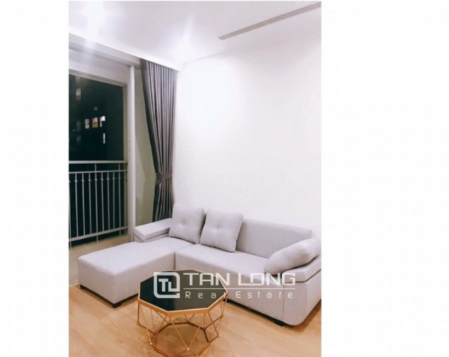 Brand new and full furnished 2 bedroom apartment for rent in Vinhomes Gardenia 2