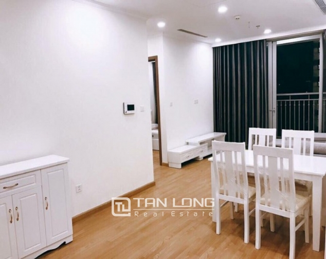 Brand new and full furnished 2 bedroom apartment for rent in Vinhomes Gardenia 3