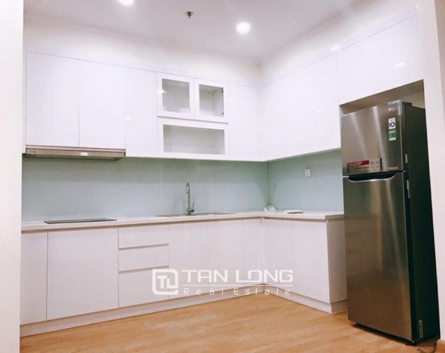 Brand new and full furnished 2 bedroom apartment for rent in Vinhomes Gardenia 4