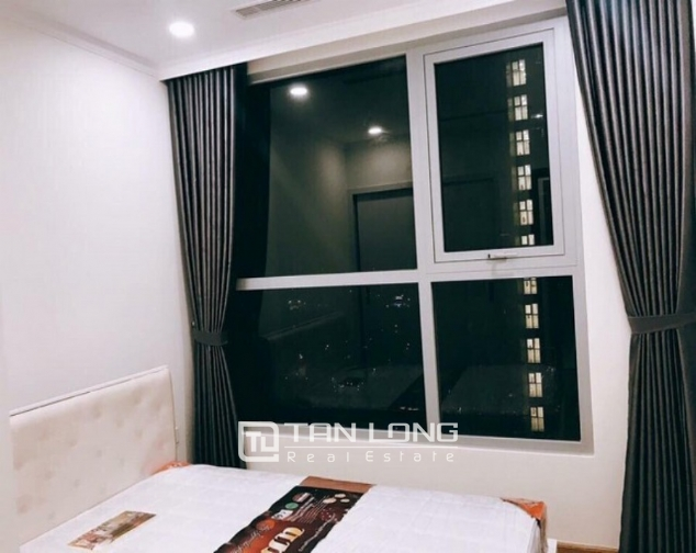Brand new and full furnished 2 bedroom apartment for rent in Vinhomes Gardenia 5