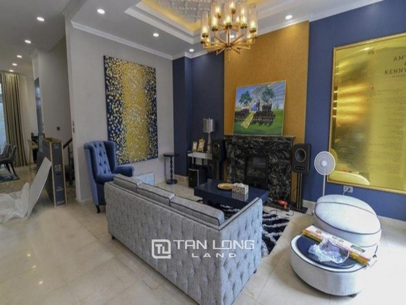Brand new and modern 4 bedroom villa for rent in K Ciputra Garden ville 1