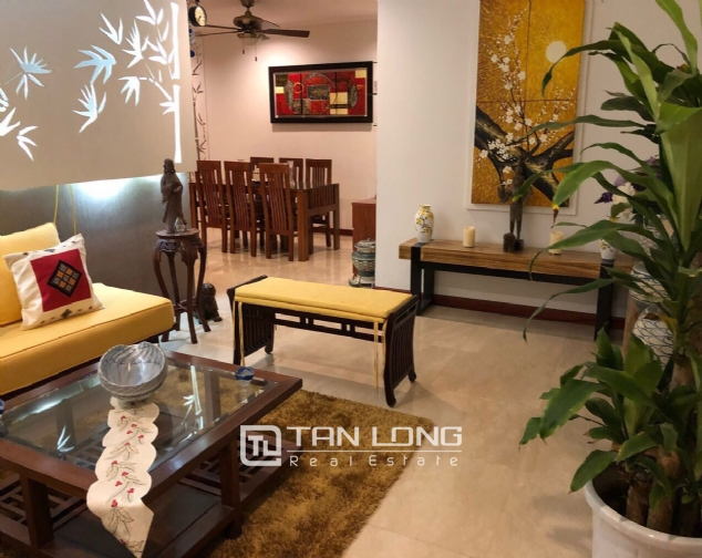 Brand new and nice 3 bedroom apartment for rent in L1 Ciputra, Tay Ho, Ha Noi 4