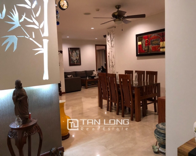 Brand new and nice 3 bedroom apartment for rent in L1 Ciputra, Tay Ho, Ha Noi 5