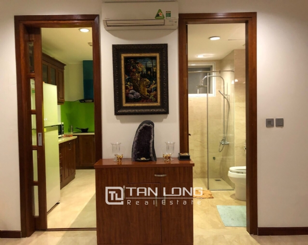 Brand new and nice 3 bedroom apartment for rent in L1 Ciputra, Tay Ho, Ha Noi 8