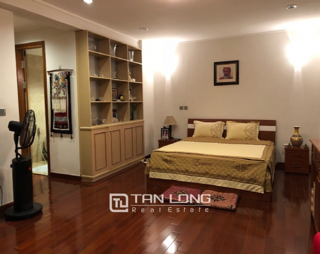 Brand new and nice 3 bedroom apartment for rent in L1 Ciputra, Tay Ho, Ha Noi 9