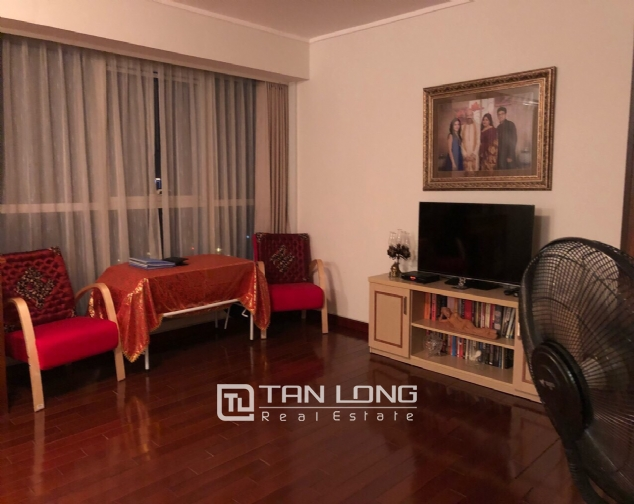 Brand new and nice 3 bedroom apartment for rent in L1 Ciputra, Tay Ho, Ha Noi 10