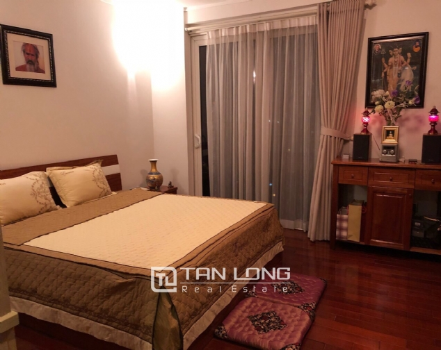 Brand new and nice 3 bedroom apartment for rent in L1 Ciputra, Tay Ho, Ha Noi 1