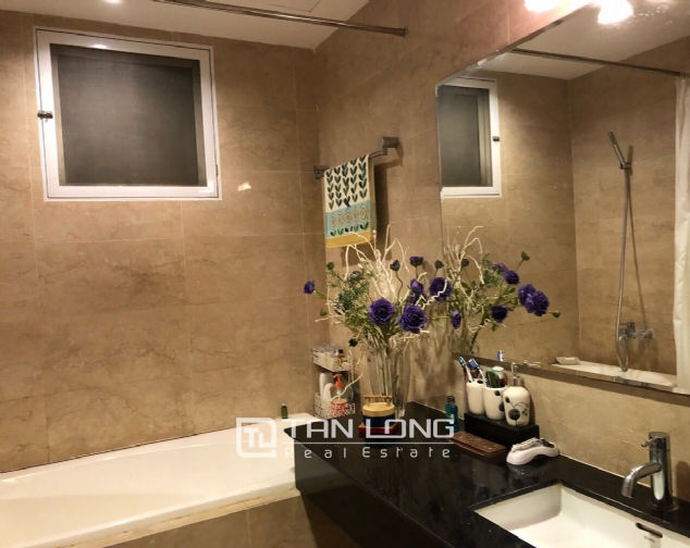 Brand new and nice 3 bedroom apartment for rent in L1 Ciputra, Tay Ho, Ha Noi 3