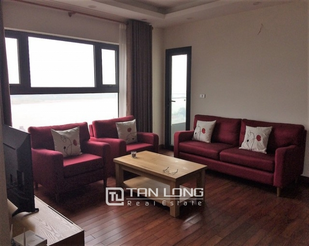 Brand new apartment for rent in No1. Luong Yen, Hai Ba Trung district, Hanoi 1