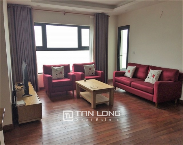 Brand new apartment for rent in No1. Luong Yen, Hai Ba Trung district, Hanoi 2