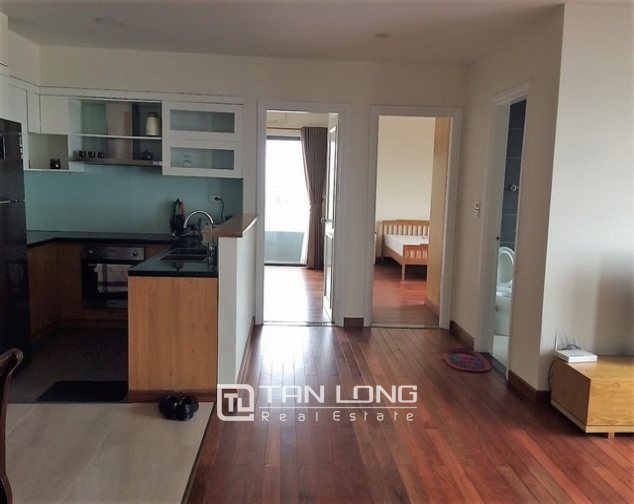 Brand new apartment for rent in No1. Luong Yen, Hai Ba Trung district, Hanoi 4