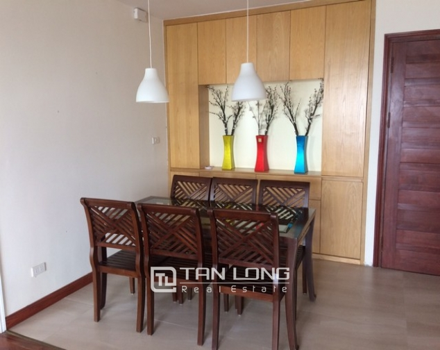 Brand new apartment for rent in No1. Luong Yen, Hai Ba Trung district, Hanoi 8