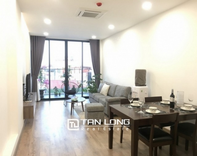 Brand new apartment for rent in Xuan Dieu, Tay Ho, Hanoi 1