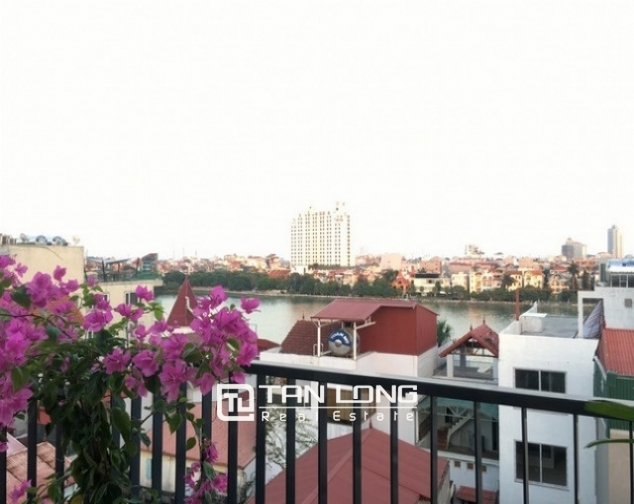 Brand new apartment for rent in Xuan Dieu, Tay Ho, Hanoi 2