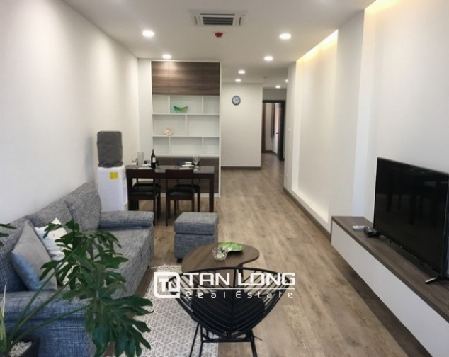 Brand new apartment for rent in Xuan Dieu, Tay Ho, Hanoi 3