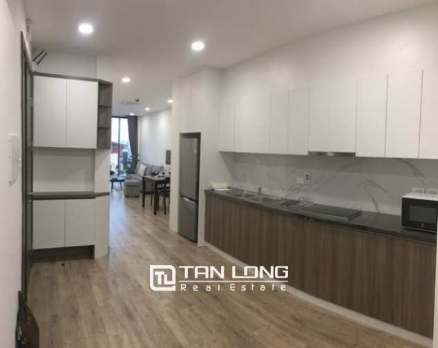 Brand new apartment for rent in Xuan Dieu, Tay Ho, Hanoi 4