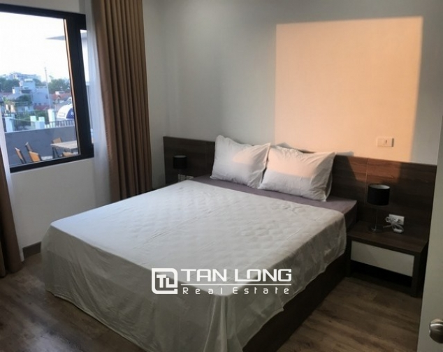 Brand new apartment for rent in Xuan Dieu, Tay Ho, Hanoi 5