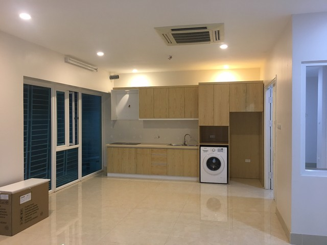 Brand new apartment for rent on Thuy Khue Street