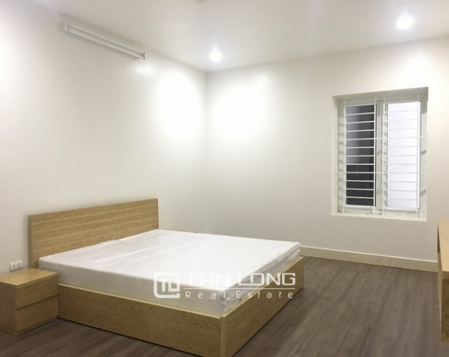 Brand new apartment for rent on Thuy Khue Street 4