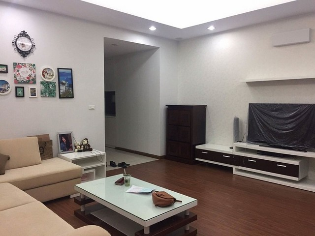 Brand new apartment in Star tower, Duong Dinh Nghe Street, Cau Giay district, Hanoi  for rent