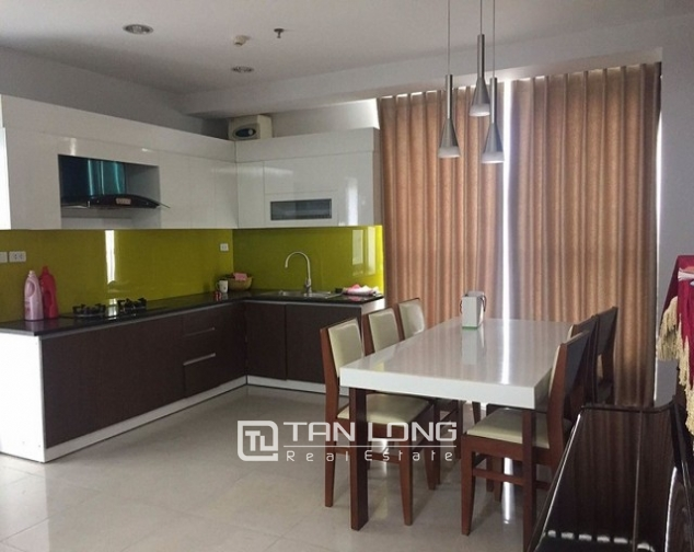 Brand new apartment in Star tower, Duong Dinh Nghe Street, Cau Giay district, Hanoi  for rent 8