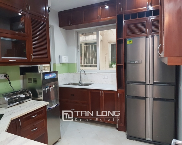 Brand new apartment with 4 bedrooms for rent in Ciputra 10