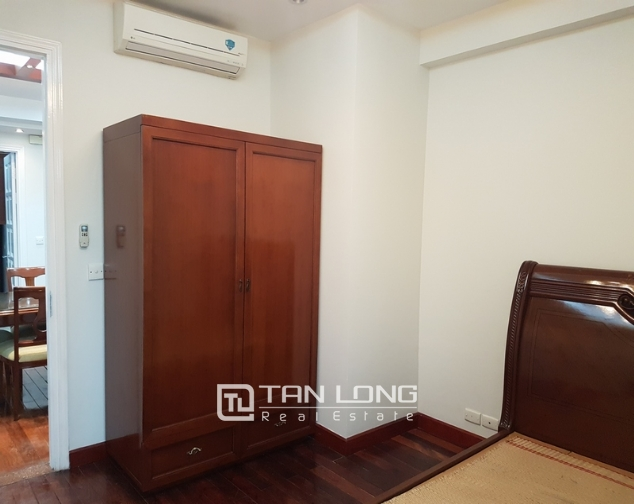 Brand new apartment with 4 bedrooms for rent in Ciputra 8