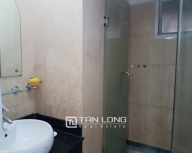 Brand new apartment with 4 bedrooms for rent in Ciputra 9