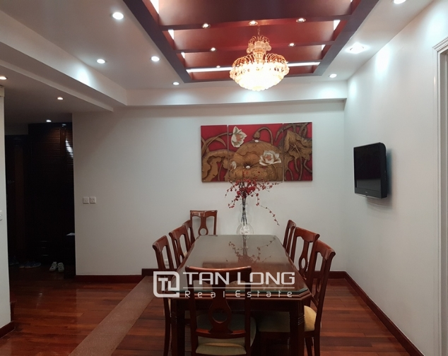 Brand new apartment with 4 bedrooms for rent in Ciputra 1