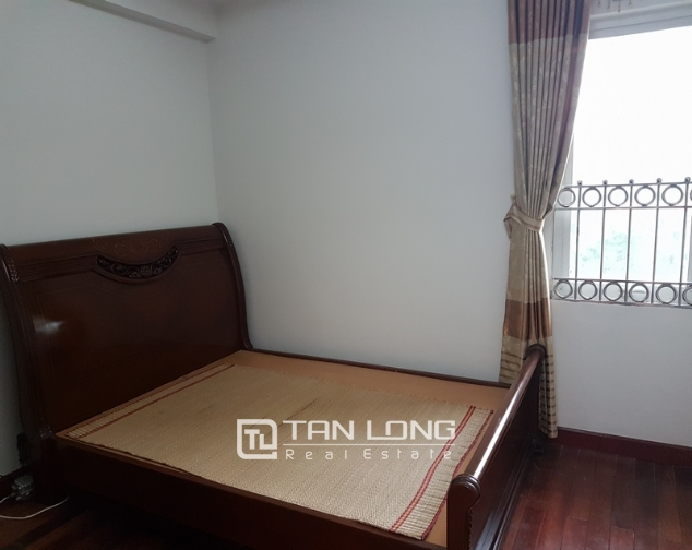 Brand new apartment with 4 bedrooms for rent in Ciputra 6