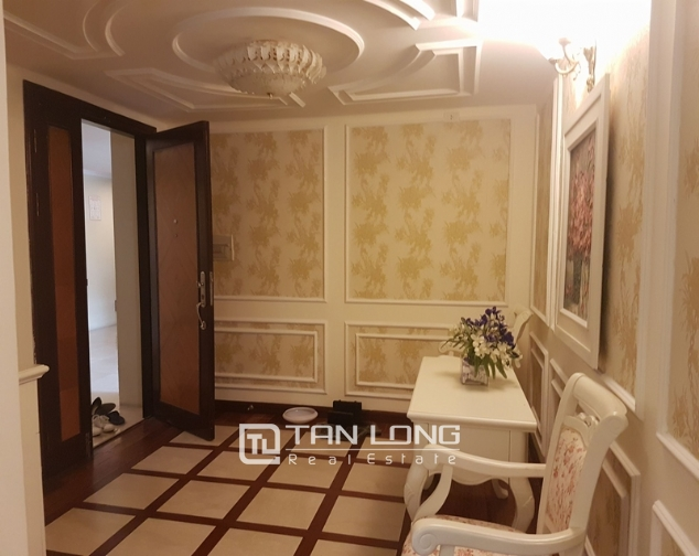 Brand new apartment with 4 bedrooms for rent in Tay Ho 3