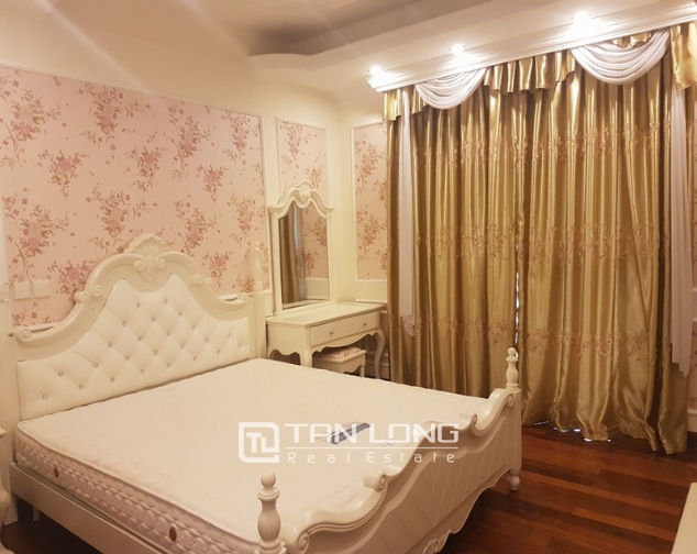 Brand new apartment with 4 bedrooms for rent in Tay Ho 6