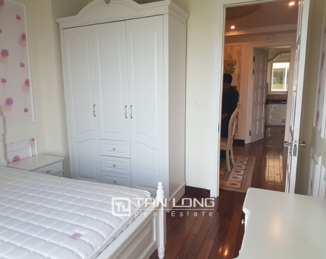 Brand new apartment with 4 bedrooms for rent in Tay Ho 7