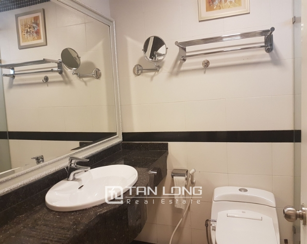 Brand new apartment with 4 bedrooms for rent in Tay Ho 8