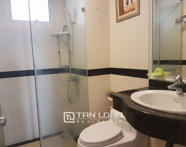 Brand new apartment with 4 bedrooms for rent in Tay Ho 9