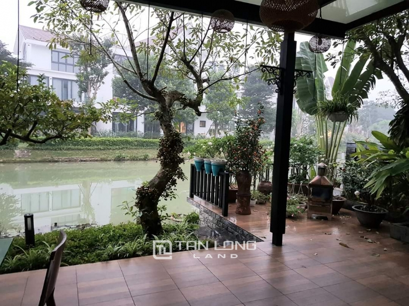 Brand New Furnished Vinhomes Riverside Villa With Elevator To Lease 4