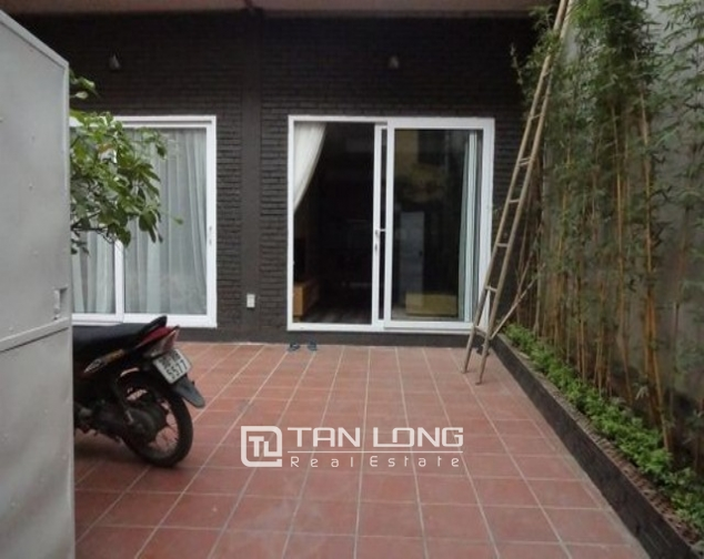 Brand new house for rent on To Ngoc van Street 1
